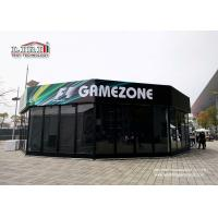 Wholesale Black Color 500 People Outdoor Party Tents Used for Outdoor Sport Events from china suppliers