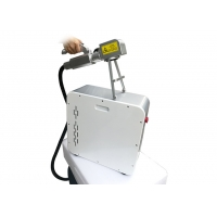 Wholesale 30W 50W 1.3mJ Pulsed Laser Cleaning Machine With 1.5kg Laser Head from china suppliers