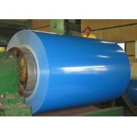 Wholesale Color Coated Steel Sheet , Prepainted Galvanized Steel Coil For Sandwich Panel from china suppliers