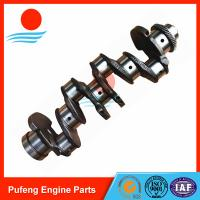 Wholesale OEM Iveco crankshaft F1A with gear JUMPER F1A 2.3 16 VALVES 98415959 98454453 from china suppliers