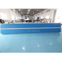 Wholesale Slik Printing 1.5m 1.8m 2m Gym Inflatable Air Track from china suppliers