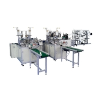 Wholesale 13KW 175mm*95mm Medical Mask Production Machine from china suppliers