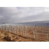 Wholesale Photovoltaic customized professional design Solar Panel Ground Mounting System from china suppliers