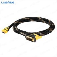 Wholesale Linsone mini  to 18+5 pin dvi cable from china suppliers