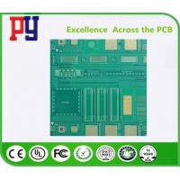 China 12 layer Rigid PCB Circuit Board 1.6 fr4 1oz  Multilayer circuit board gold for sale