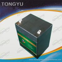 Wholesale LED Outside Advertising Light 12V LiFePO4 Battery 5.0Ah With 3000 Cycles Life from china suppliers