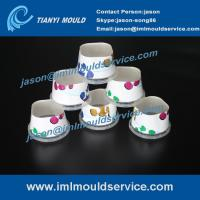 Wholesale two cavites thinwall plastic injection food box mould,thin-walls bucket containers mould from china suppliers