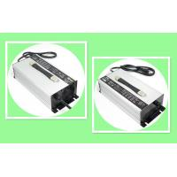 China 2KW 24V 60A AGM / GEL Quick Battery Smart Charger Portable With Aluminum Casing on sale