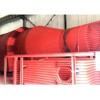China Dust Removal Cyclone Separator In Boiler Drum , Steam Separator In Boiler for sale