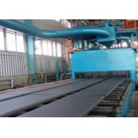 Wholesale Pass Through Type Steel Shot Blasting Equipment For Electronic Industry from china suppliers