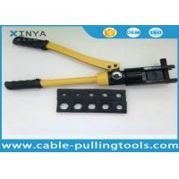 Portable Hydraulic Cable Lug Crimping Tool for sale