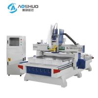 China Automatic ATC Woodworking CNC Router Machine Taiwan TBI Ball Screw Transmission on sale