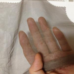 100%silver coated nylon anti elctromagentic radiation mosquito net fabric