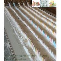 Wholesale Cotton Candy Processing Line Marshmallow Production Line Snake Machine 100kg/H from china suppliers
