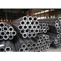 Varnished Hot Rolled Seamless Carbon Steel Tubing 12m E355 EN10297 A106 Grade B Q235