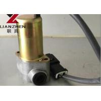 Wholesale PC200-6 excavator Hydraulic Pump Solenoid Valve 702-21-07010 from china suppliers
