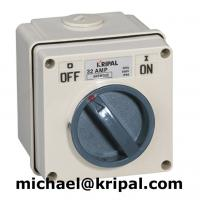 China IP66 weather protected surface switch on sale