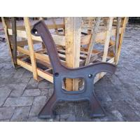 Wholesale Antique Powder Coated Cast Iron Bench Ends And Steel Garden Bench Seat from china suppliers
