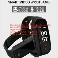 China Wholesales 2018 The New High Quality Smart Video Wristband  Mini Spy Watch Camera DV  Made In China Factory for sale