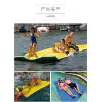 Wholesale Colorful Inflatable Foam Floating Mat / Giant Floating Foam Pad For Lake from china suppliers