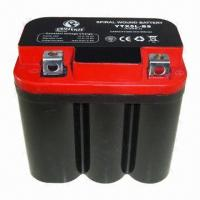 Wholesale New Product Manufacturer Supply Motorcycle/Lead-acid Spiral Wond Battery (YT5L-BS/YTX5L-BS), 12V/5Ah from china suppliers
