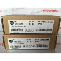China Allen Bradley Modules 1761-L16BBB MICROLOGIX 1000 24V DC POWER In stock on sale