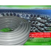 China Delikon Liquid Tight Conduit conduit Fittings for solar power plant electrical cable protection on sale