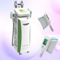 Wholesale 5 handles Advanced lipo freeze coolshape fat freezing machine for sale from china suppliers