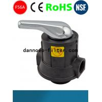Best Runxin Multi-function Maunal Filter  Water flow Control Valve for Water Filter F56A wholesale
