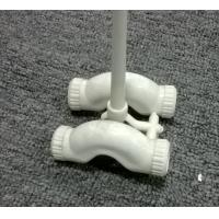 Wholesale plastic short cross brideg PP-R pipe fitting mould with good quality from china suppliers