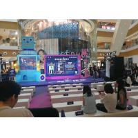 Wholesale 960 - 2880hz Rfresh Rate LED  Advertising Led Display Screen With High Contrast from china suppliers
