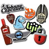 Buy cheap Custom Made Sticker (XH-PF003) from wholesalers