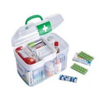 Wholesale Plastic First Aid Kit,10ppl-50ppl,FAK-03S,Economy case from china suppliers