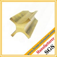 Wholesale solid copper sanitary parts extrusion profile from china suppliers