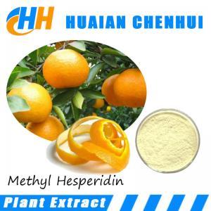 Wholesale 100% Natural Orange peel extract 98% purity Methyl Hesperidin / Citrus Aurantium Extracat powder from china suppliers