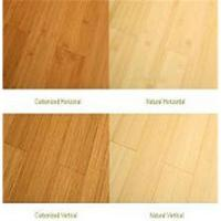 Quality Horizontal caramel bamboo flooring for sale
