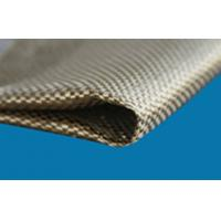 Wholesale Basalt Fiberglass Thermal Insulation Cloth , 11 - 13μm diameter from china suppliers