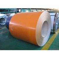 Wholesale Easy Cleaning PPGI Roofing Sheet , Color Coated Steel Plate KS D 3520 Approved from china suppliers
