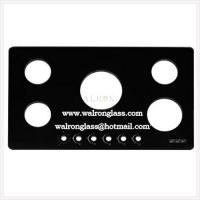 Wholesale Five Burners Tempered/Toughened Glass Gas Stove with CE from china suppliers