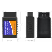 China ODB 2 Code reader Vehicle Mini ELM327 WIFI OBD2 For Android Torque OBDII Car V2.1 Diagnostic Tool OBD01-WiFi for sale