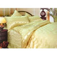 Wholesale Classic Silk Jacquard Bedding Set from china suppliers
