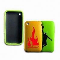 Wholesale Silicone Cases for iPhone 3G, Available in Various Colors, OEM Orders Available from china suppliers
