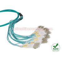 Wholesale LC / SC / FC / ST / MTRJ OM3 Multi Strand Fiber Optic Cable MM 10 Gig Patch Cord from china suppliers