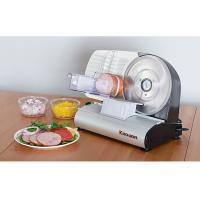 Wholesale Professional Heavy Duty Meat Slicer Commercial With Finger Protection Carriage 200 Watt from china suppliers