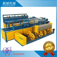Wholesale 1.4mm - 4.5mm Stainless Wire /  PVC Full Automatic Chainlink Fence Weaving Machine from china suppliers