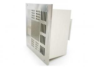 Wholesale Stainless Steel Diffuser Plate Ceiling Hepa Filter Box from china suppliers