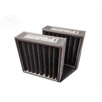 """Wholesale Activated Carbon V Bank Filter Pleated Panel Thickness 1"""" 2"""" 4"""" Customized Size from china suppliers"""