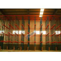 Wholesale Warehouse Storage System Drive In Racking For Large Volume Identical Goods from china suppliers