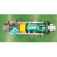 Strong Acid Chemical Circulation Pump With PTFE Lining Inside Explosion Proof for Irrigation for sale