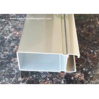Wholesale 6m Normal length Aluminium Extrusion Profiles For Washroom Door from china suppliers